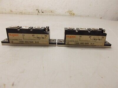 (2) Eupec 1690-002/009 Power Module