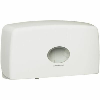Aquarius Jumbo Roll Toilet Tissue Dispenser