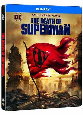 [Blu-ray] The Death of Superman - Edition Limitée Steelbook - NEUF SOUS BLISTER