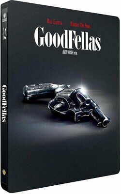 [Blu-ray] Les Affranchis (Goodfellas) Steelbook - NEUF SOUS BLISTER