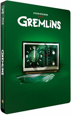 [Blu-ray] Gremlins Steelbook - NEUF SOUS BLISTER
