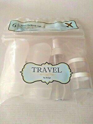 Travel Plastic Bottles Jars Cover Adhesive Labels Meets Airlines Requirements