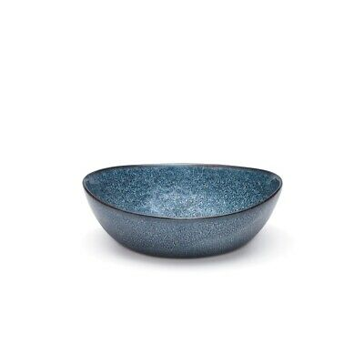 Salt & Pepper Nomad 20x6.5cm Bowl Blue Brand New