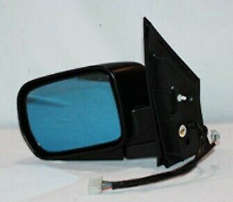 New Pair Door Mirrors Fits Acura Mdx Base 2001-2006 Powered Heated 8 Head 7 Pins