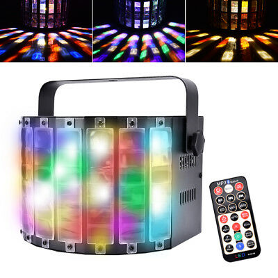 25W LED DJ Stage Lights RGB LED DMX Stage Strobe Light Effect DJ Disco Party AU