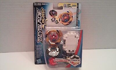 Beyblade Burst Evolution Switch Strike GENESIS VALTRYEK V3 DR26/TA11 Hasbro 18