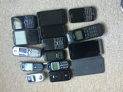 14 old mobile phones
