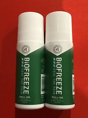 BIOFREEZE COOL THE PAIN ROLL ON ( Part Of 2 )