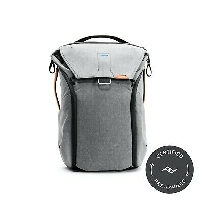 Peak Design Everyday Backpack 30L Ash (Lifetime Warranty) - PD Certified