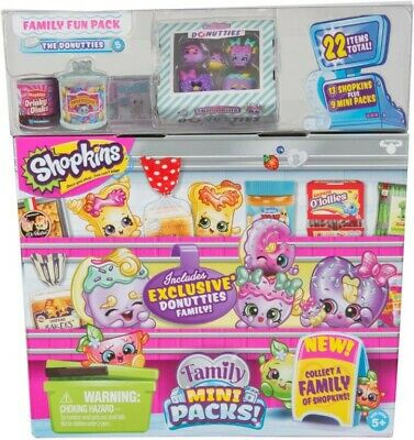 NEW Shopkins S11 Family Mega Pack from Mr Toys