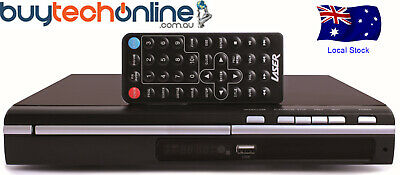 DVD Player 5.1 Channel HDMI Multi Output Laser DVD-HD0020