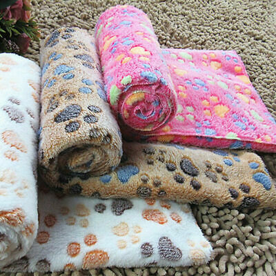 Professional vet bed Bedding Pet Dog Cat Vet Bed Duo Paw Pet blanket Trend