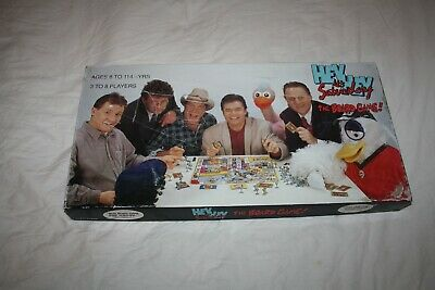 Hey Hey Its Saturday Cool Retro Board Game Daryl Ossie REd Classic TV
