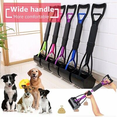 1* déchets d'animaux facile pickup jaw ramasse crottes chien caca scoop picker