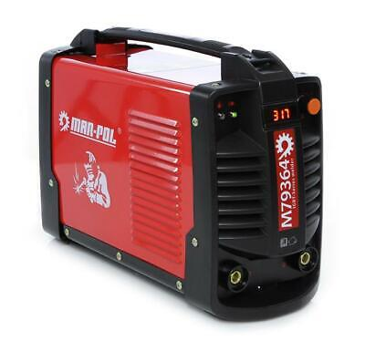 Mar-Pol Welding Igbt-315  Welder Welding Machine 315A, Hot Start, Anti-Stick, Ar