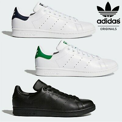 competitive price f31d1 0dbf3 Adidas Stan Smith Classic Leather Tennis Shoes Retro Trainers ✅ 24hr  DELIVERY ✅
