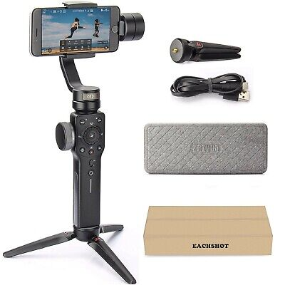Zhiyun Smooth 4 3-Axis Handheld Gimbal Stabilizer w/Focus Pull & Zoom