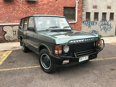 1987 Range Rover Highline