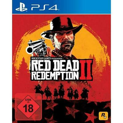 Take 2 Red Dead Redemption 2 PlayStation 4 PS4