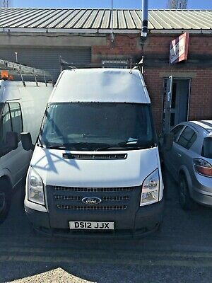 2011 Ford Transit 2.2TDCi 6 speed 115t350L LWB High Roof Van