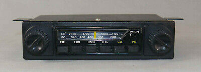 Autoradio vintage  Philips 22 AN 370 fonctionnel