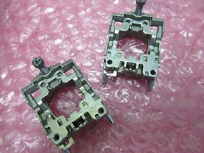 2 x  ZB4BZ009 SWITCH MOUNTING COLLAR SCHNEIDER ELECTRIC / TELEMECANIQUE