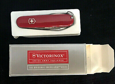 Swiss Army Knife Victorinox Brand New In Box Tinker FULLY EQUIPPED Original