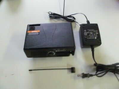 Motorola RLN5869C Minitor V Pager Amplified Charger Base w Antenna & Power Cord