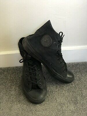 Converse Mens Chuck Taylor High Top All Stars Trainers Ox Lo Sneakers UK Size 9