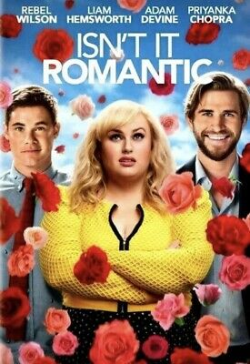 Isn't It Romantic [DVD] [2019] NEW- Comedy, Fantasy- PRE-SALE SHIPS ON 05/21/19