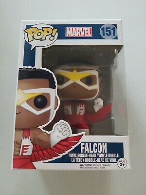 Funko Pop Falcon 151 Marvel Classic Vaulted Vinyl Figure