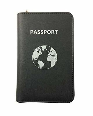 Phone Charging Passport Holder -Multiple Variations with Upgraded Power Bank