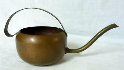 Arts & Crafts Copper Copper & Brass Garden Watering Can
