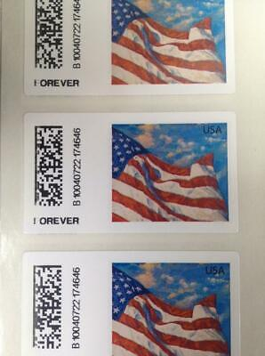 50 USPS FOREVER Stamps. LOWEST COST POSTAGE! -CLEARNCE w/ 10 free alarm stickrs