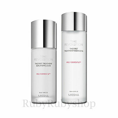 [MISSHA] Time Revolution The First Treatment Serum Emulsion / Essence Rx [RUBY]