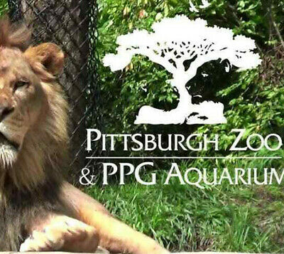 Pittsburgh Zoo Tickets $13  A Promo Discount Tool
