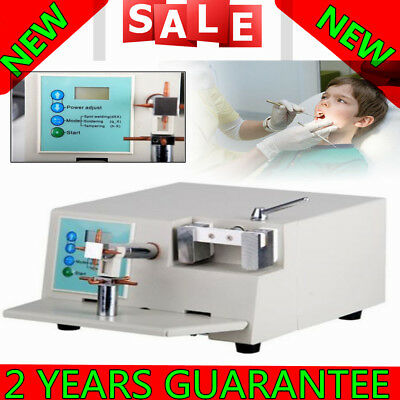 Dental Lab Spot Welder Spot Welder Orthodontic Material Heat Treatment WD2 TOP