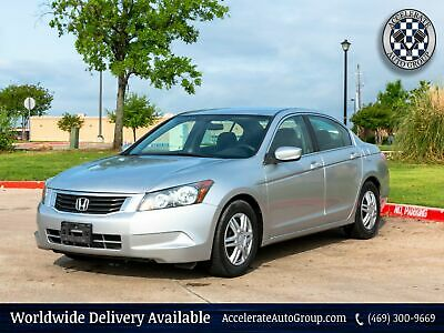 2009 Honda Accord LX AUTOMATIC TRANSMISSION CLEAN CARFAX NICE!!! 2009 Silver LX!