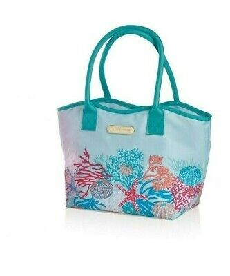 Tupperware Treasures of the Sea Insulated Lunch Bag: NEW in Package