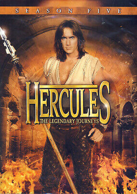 Hercules - The Legendary Journeys: Season Five (Keepcase) (Dvd)