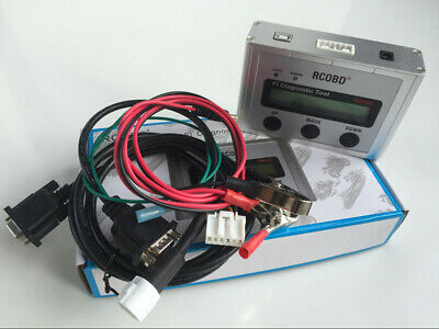 Motor Scanner For Yamaha Motorcycle FI Diagnostic Tool Read Fault Code New