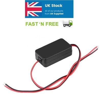REVERSING REVERSE CAMERA POWER FILTER STABILISER Relay CanBus Anti Flicker