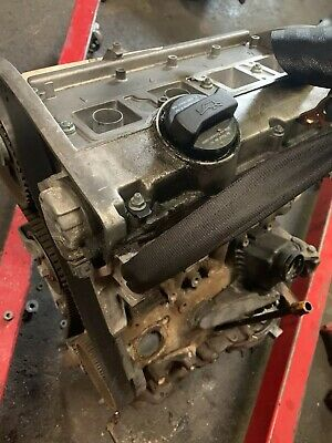 AUDI 80 B4 COUPE CABRIOLET 1.8 20V 5v ADR PETROL BARE ENGINE CYLINDER HEAD BLOCK