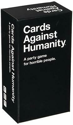 Cards Against Humanity UK Edition For Adults 18+