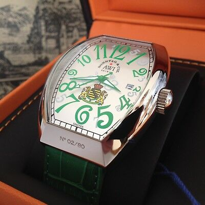 """Limited Edition """"SAXONIA"""" from Franck-Muller-Group    -  No. 28 of 80   -  READ!"""
