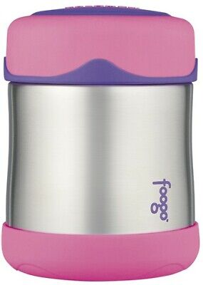 Thermos Foogo Insulated Food Jar Pink
