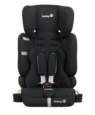 Safety First Solo Convertible Booster Black