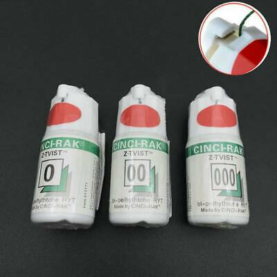 2M Dental Thread Gingival Retraction Knitted Cotton Cord Dentist Material