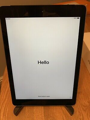 "Apple iPad 6th Generation 9.7"" 32GB Wi-Fi/Cellular Unlocked To Any Network"