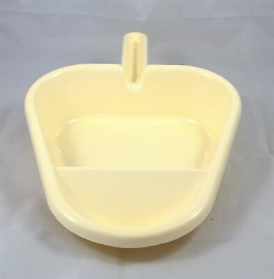 Re-useable Plastic Support Holder for Disposable Cardboard Pulp Slipper Bed Pans